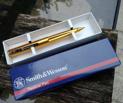 Smith & Wesson SWPENGL Gold S&W Tactical Pen