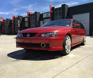 03 Vy berlina wagon full calais converted Pakenham Cardinia Area Preview
