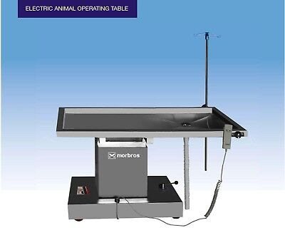 ELECTRICAL ANIMAL OPERATING TABLE SUCH AS DOG SHEEP AND OTHERS WITH UP & DOWN