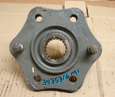 3435316m1 72102803 Massey Ferguson 1020 Lhrh Rear Wheel Hub 1
