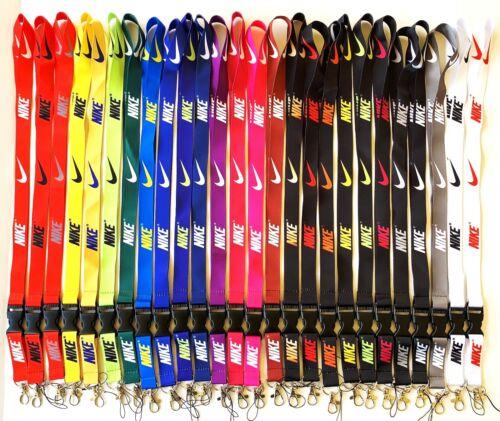 Nike Lanyard Detachable Keychain Phone Strap Badge ID 2020 NEW STYLE FAST SHIP