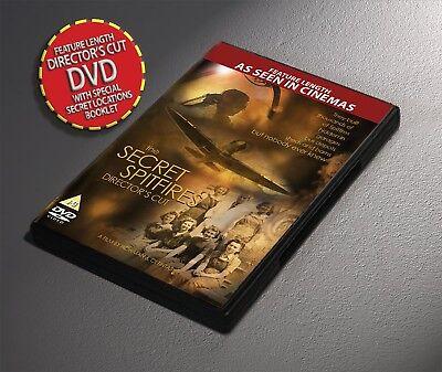 Secret Spitfires Director's Cut DVD - Profits To Charity