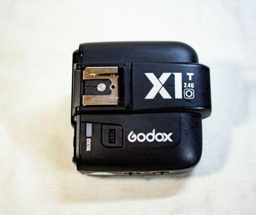 US Godox X1T-O TTL 2.4G Wireless Flash Trigger Transmitter For Olympus/Panasonic