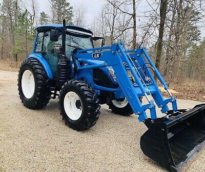 2019 Ls Tractor Xp8101 101 Hp 4x4 - John Deere New Holland Massey Kubota Kioti