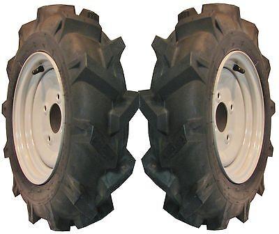 4.00-10 Muck Truck Concrete Georgia Buggy Tractor Tire Rim Wheel Assemblies