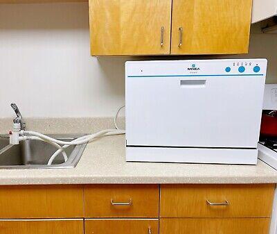 portable countertop dishwasher Premia (Minea) PDW-66EW