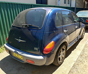 Chrysler PT cruiser classic 2001 auto air con, power options Silverwater Auburn Area Preview