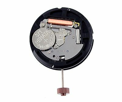 Harley Ronda 515 Quartz Watch Movement Date at 3