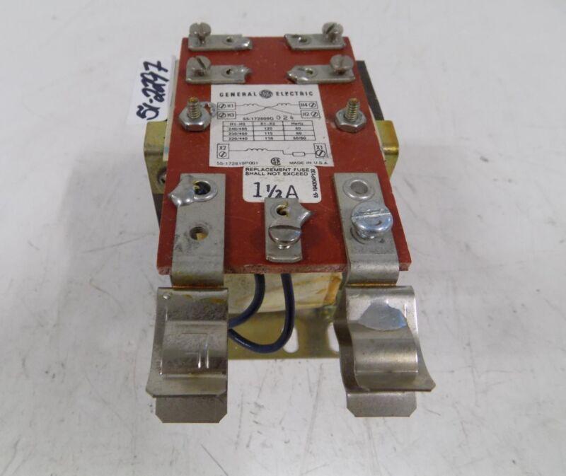 GENERAL ELECTRIC VOLTAGE TRANSFORMER 55-172809G024