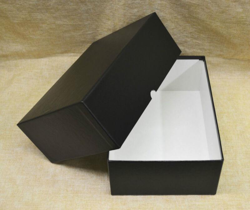 New Heavy Duty Mint Set Storage Box - Black - Guardhouse