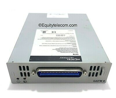 Nortel Bcm Global Gatm 8 Mbm Nt5b44 Grade A Refurbished Wwarranty