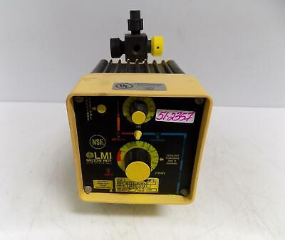 Lmi Milton Roy Metering Pump B721-85hv
