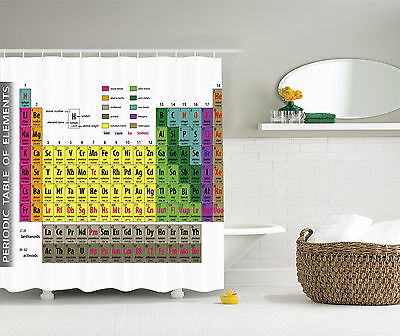 periodic table elements student gifts science lover
