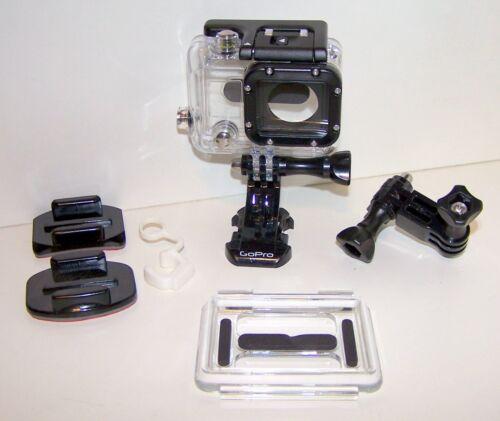 Gopro HD HERO4 Black Hero3+Waterproof Dive Housing Underwater Case 60m 190