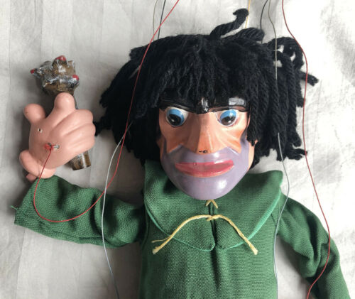 Pelham Puppet Giant Marionette Made in England 1960s