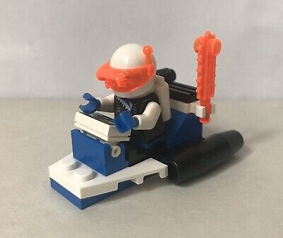 Ice Planet Scooter Vintage LEGO space Set #1731 . 100% Complete