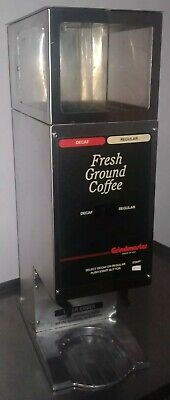 Grindmaster 250 Dual Hopper Commercial Coffee Grinder. 11lb Capacity. Our 1