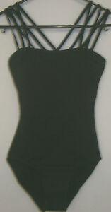 Brand-New-Triple-Strap-Cotton-Lycra-Fashion-Leotards