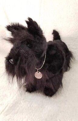 Fuzzy Love Dog (Fuzzy Nation Love On A Leash Scottish Terrier Dog Plush Purse)