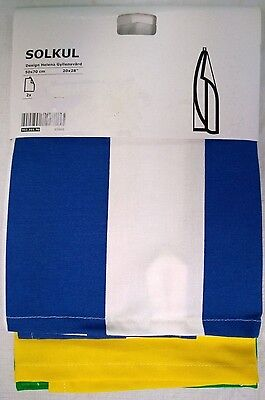 2 pack 100% Cotton IKEA SOLKUL Dish Towels, for Kitchen, Bar
