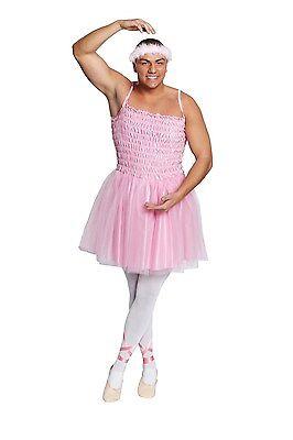 Rubies: Ballerina Modell 1/4615 Herrenkostüm Junggesellenabschied Männerballett ()