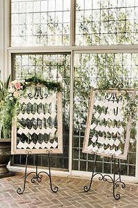 Wedding Signage Hire $20 Dernancourt Tea Tree Gully Area Preview
