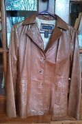 Banana Republic Womens Leather Jacket