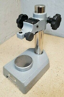 Mitutoyo No. 7004 Dial Gage Stand - Comparator - Inspection Base - 7003