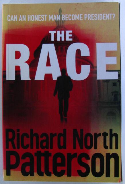#JJ38, Richard North Patterson THE RACE, SC GC