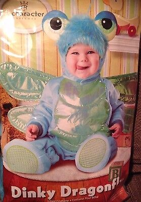 InCharacter Dinky Dragonfly Costume L Large (18-24 Months) 2T Toddler Halloween