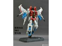 Transformers YM-03 MP-11 KO Starscream Repaint Improved version Yes Model