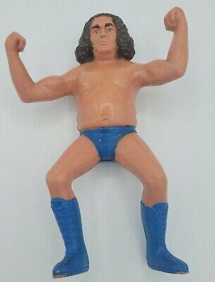 "Vintage 1984 LJN Titan Sports WWF WWE Andre The Giant Wrestling Figure 8"""