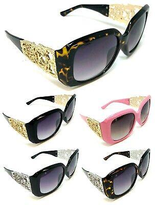 KATURE LUXURY BUTTERFLY OVERSIZED WOMENS SUNGLASSES BUG EYE RETRO DESIGNER VTG](Bug Eye Sunglasses)