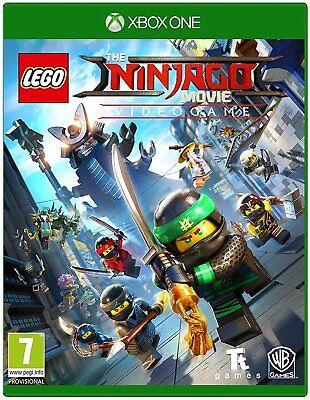 The Lego Ninjago Movie Videogame - Xbox One Brand new