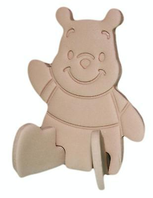 Winnie Pooh Bear Shaped Cutters, Produces 3D Bear, Sugarcraft, Cake Decorating