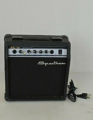 Spectrum CA-8 (AIL-10) 10 Amp Speaker Guitar Amplifier  10 Guitar Speaker