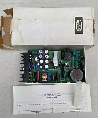 Lambda Lst-37-144 Switching Power Supply Unused