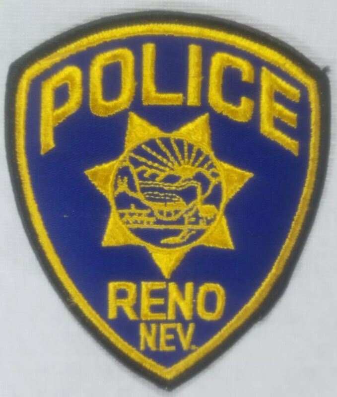 Nevada - Reno Police Department Patch