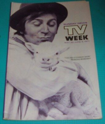 Tv Week Guide Des Oconner Wgal News Bill Saylor Gail Fisher Days Of Our Lives