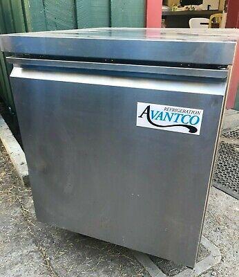 Used Avantco Undercounter Refrigerator Model 178tuc27r