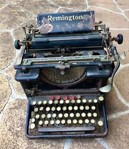 Remington unique antique Typewriter