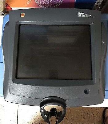 Kodak Directview Remote Operation Panel Touch-screen Monitor Display 9500112