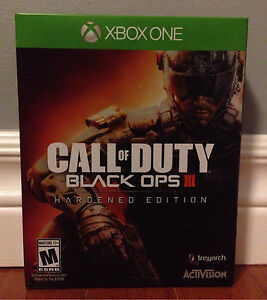Call of duty:black ops 3 hardened edition