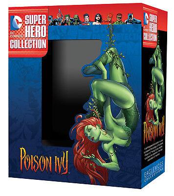 EAGLEMOSS DC SUPERHERO BEST OF Figure Collector Magazine #10 POISON IVY