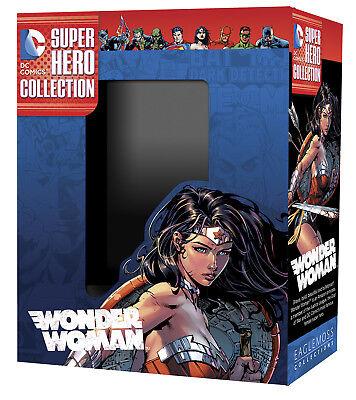 EAGLEMOSS DC SUPERHERO BEST OF Figure Collector Magazine #3 WONDER WOMAN