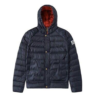 NWT Moncler Gamme Bleu Jacket! Sz 4 $2k+ Retail