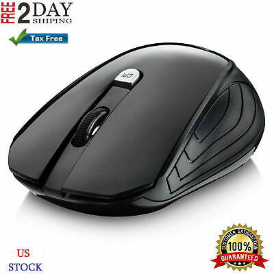 Best Wireless Mouse for Chromebook HP Samsung Acer Mac PC Cordless Gaming (Best Wireless Mouse For Chromebook)