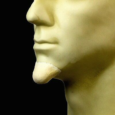 Witch Prosthetic (Rubber Wear Foam Latex Prosthetic - Small Witch Chin FRW-016 - Makeup)