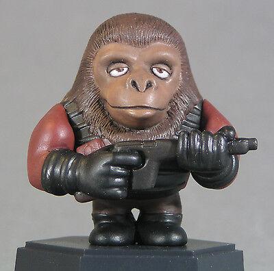 PLANET OF THE APES (1968) Monster Shop GORILLA SOLDIER Superdeformed MODEL KIT