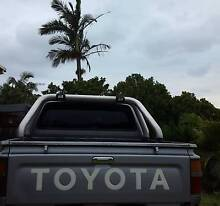 1995 Toyota Hilux Ute Toormina Coffs Harbour City Preview